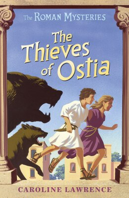 Book The Thieves of Ostia by Caroline Lawrence