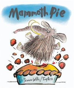 Book Mammoth Pie by Jeanne Willis