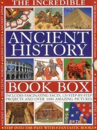 The Incredible Ancient History Book Box: Step Into The Past With 8 Fantastic Books: Ancient Greece…