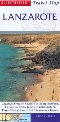 Lanzarote Travel Map
