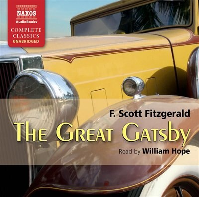 The Great Gatsby (U) by F. Scott Fitzgerald