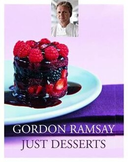 Book Gordon Ramsay Desserts by Gordon Ramsay