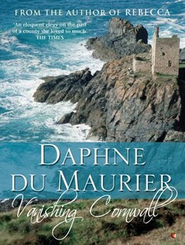 Book Vanishing Cornwall by Daphne Du Maurier