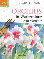 Orchids In Watercolour