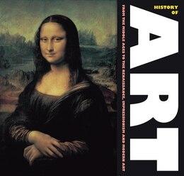 Book History Of Art by Iain Zaczek