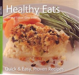 Book HEALTHY EATS by Steel Gina