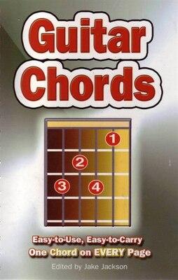 Book Guitar Chords by Jake Jackson