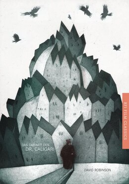 Book Das Cabinet des Dr. Caligari by David Robinson