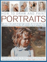 How to Draw and Paint Portraits: Learn how to draw people through taught example, with more than…