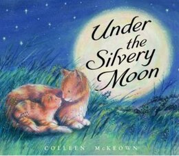 Book Under The Silvery Moon by Tiger Little