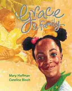 Read Write Inc. Comprehension: Module 16: Children's Book Grace and Family by Mary Hoffman