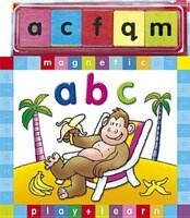 Magnetic Play Learn Abc