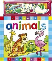 Magnetic Play Learn Animals