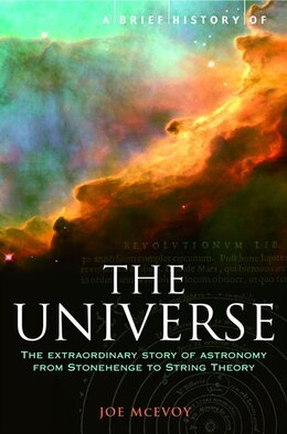 Book Brief History Of The Universe: From Ancient Babylon to the Big Bang by J.p. Mcevoy