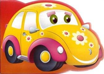 Chunky Cars Daisy