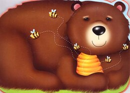 Book Chunky Bear by Autumn Books