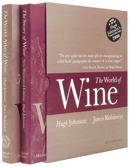 Book The World of Wine by Hugh Johnson