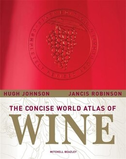 Book The Concise World Atlas Of Wine by Hugh Johnson