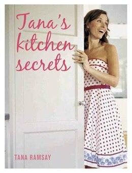 Book Tana's Kitchen Secrets by Tana Ramsay