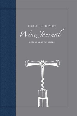 Book Hugh Johnson's Wine Journal by Hugh Johnson