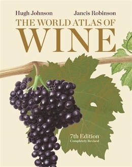 Book The World Atlas Of Wine by Hugh Johnson
