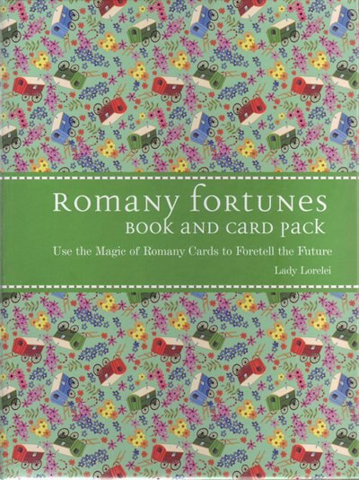 GYPSY FORTUNES BOOK AND CARD PACK by Lorelei Lady