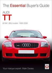Audi Tt: All Mk1 (8n) Models: 1998-2006