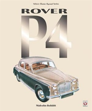 Rover P4 by Malcolm Bobbitt