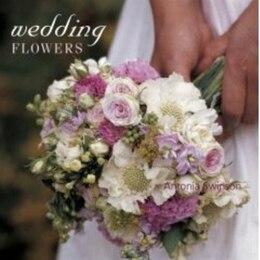 Book Wedding Flowers by Antonia Swinson