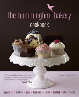 Book The Hummingbird Bakery Cookbook by Tarek Malouf