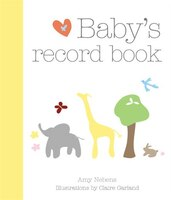 Baby's Record Book 2008