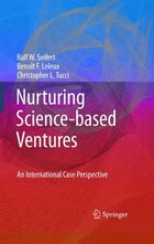 Nurturing Science-based Ventures: An International Case Perspective