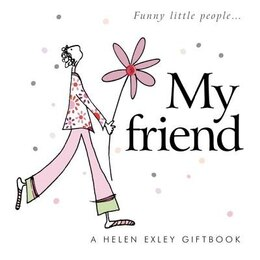 Book My Friend by Helen Exley Giftbooks