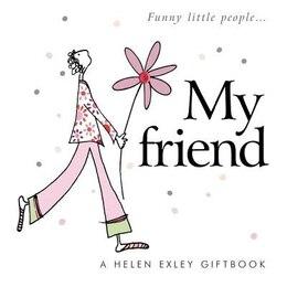 Book My Friend by Helen Exley Giftbooks