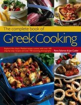 Book The Complete Book Of Greek Cooking: Explore This Classic Mediterranean Cuisine, With Over 160 Step… by Rena Salaman