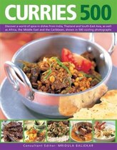 Book 500 Curries: Discover A World Of Spice In Dishes From India, Thailand And South-east Asia, As Well… by Mridula Baljekar