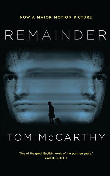 Remainder by Tom Mccarthy
