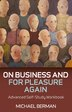 On Business and For Pleasure Again: Advanced Self-Study Workbook by Michael P. Berman