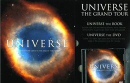 Book Universe: The Grand Tour (book & Dvd) by Cheetham Nicolas