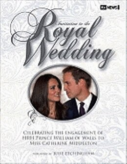 Book Royal Wedding: WILLIAM AND KATHERINE by Carlton Books