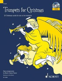 Trumpets for Christmas: 20 Christmas Carols for One or Two Trumpets
