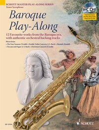 Baroque Play-Along: 12 Favorite Works From The Baroque Era