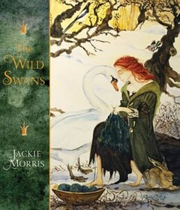Book The Wild Swans by Jackie Morris