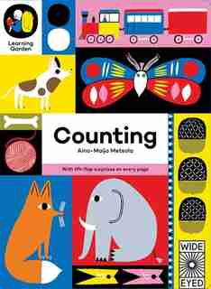 Counting: With Lift-flap Surprises On Every Page by Aino-maija The Top That Team