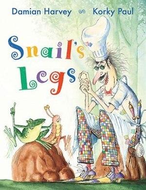 Snail's Legs by Damian Harvey