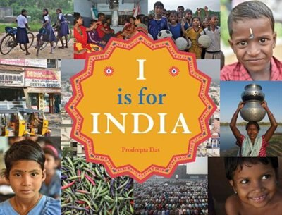 I Is For India by Prodeepta Das