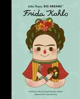 Frida Kahlo by Maria Isabel Vegara Sanchez
