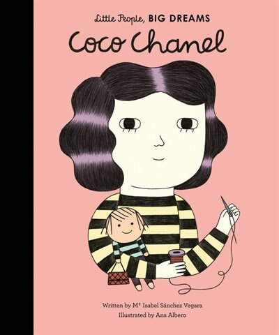 Coco Chanel by Maria Isabel Vegara Sanchez