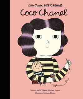 Coco Chanel by Maria Isabel Sanchez Vegara