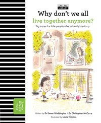 Why Don't We All Live Together Anymore?: Big Issues For Little People After A Family Break-up